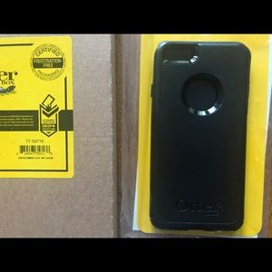 Otterbox iPhone 6 6S Commuter Series case NEW